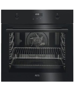 Aeg bpe435060b fornuis   energieklasse: a    oven inhoud: 71 liter   maximaal vermogen: 2300w