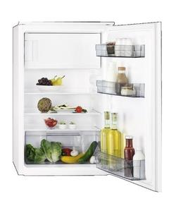 AEG inbouw koelkast SFB48811AS