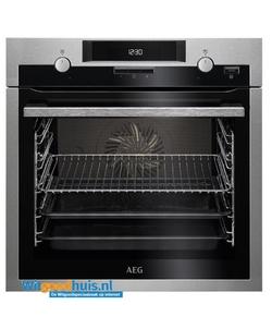 AEG inbouw oven BCS451010M
