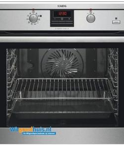 AEG inbouw oven BP301352WM