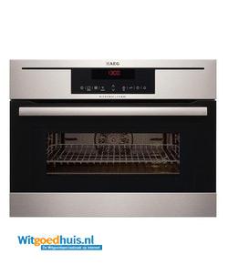 AEG inbouw oven KM 8403021 M