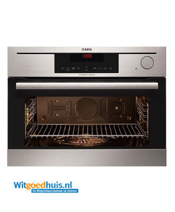 AEG inbouw oven KS8400521M
