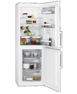 AEG koelkast RCB53121LW
