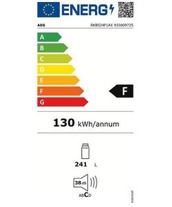 AEG RKB524F1AX koelkast