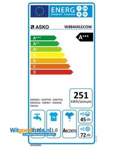 ASKO W8844 XL-ECO wasmachine