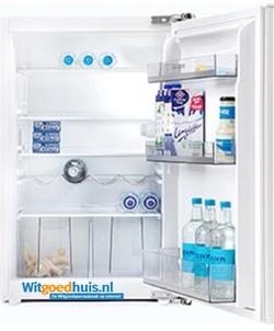 Alluxe inbouw koelkast IKK088