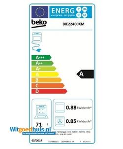 Beko BIE22400XM oven