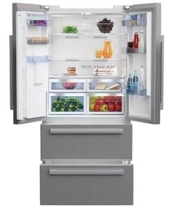 Beko koelkast GNE60530DX