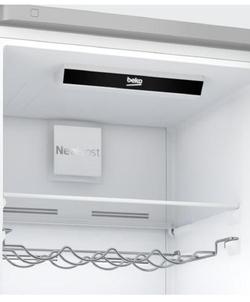 Beko RCNA406E40XP koelkast