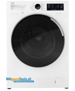 Beko wasmachine WTE10744XDOS
