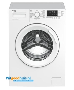 Beko wasmachine WTV8712XW