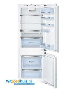 Bosch inbouw koel vriescombinatie KIS77AD40 Serie 6 SmartCool
