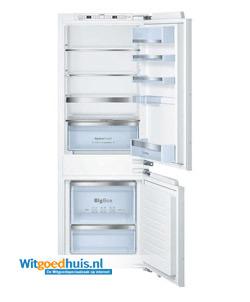 Bosch inbouw koel vriescombinatie KIS77AF30 Serie 6