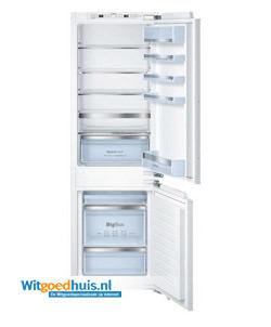 Bosch inbouw koel vriescombinatie KIS86AF30 Serie 6