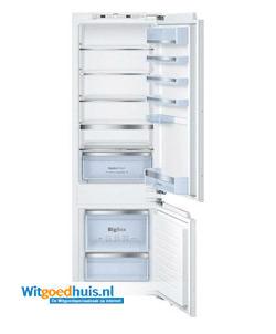Bosch inbouw koel vriescombinatie KIS87AF30 Serie 6