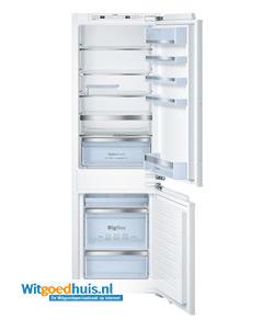 Bosch inbouw koel vriescombinatie KIS86GD30 Serie 6 Exclusiv