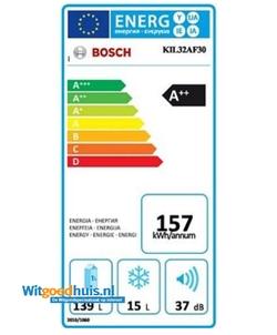 Bosch KIL32AF30 Serie 6 inbouw koelkast