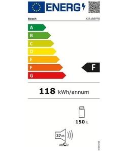 Bosch KIR18EFF0 inbouw koelkast