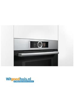 Bosch CMG676BS1 Serie 8 inbouw oven