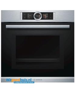 Bosch inbouw oven HMG636NS1 Serie 8 Exclusiv
