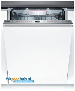 Bosch inbouw vaatwasser SBV68TX03N Serie 6 Exclusiv