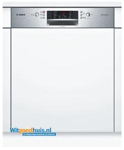 Bosch inbouw vaatwasser SMI46MS11N Serie 4 Exclusiv