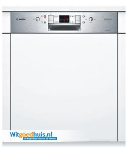 Bosch Vaatwasser (inbouw) SMI84L05EU Exclusiv SilencePlus