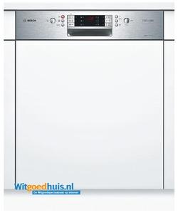 Bosch Vaatwasser (inbouw) SMI86N05EU Serie 6 Exclusiv