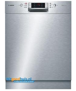 Bosch inbouw vaatwasser SMU65N65EU Serie 6