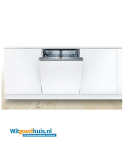 Bosch SMV46IX07N Serie 4 Exclusiv inbouw vaatwasser
