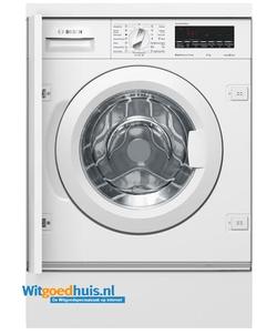 Bosch inbouw wasmachine WIW28540EU Serie 8