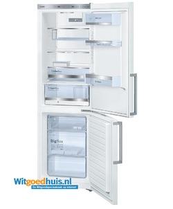 Bosch koel vriescombinatie KGE36EW43 Serie 6 Exclusiv