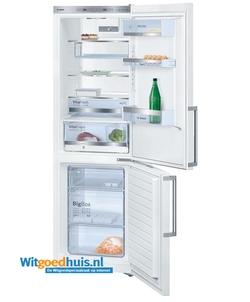 Bosch koel vriescombinatie KGE36EW4P Serie 4 Exclusiv