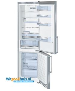 Bosch koel vriescombinatie KGE39EI43 Serie 6 Exclusiv