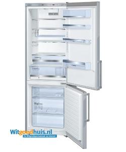 Bosch KGE49BI40 Serie 6 koel / vriescombinatie