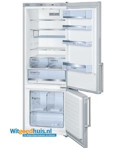 Bosch koel vriescombinatie KGE58BI40 Serie 6