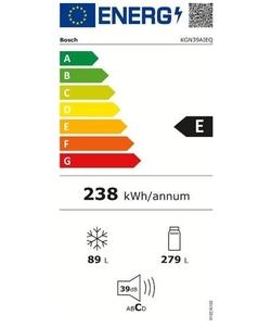 Bosch KGN39AIEQ koelkast