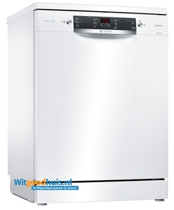 Bosch vaatwasser SMS46MW02N Serie 4 Exclusiv