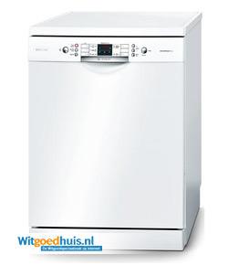 Bosch afwasmachine handleiding