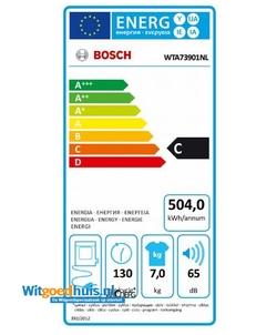 Bosch WTA73901NL Serie 4 Exclusiv wasdroger