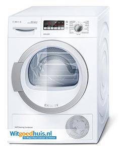 Bosch WTW86282NL Exclusiv EcoLogixx 8
