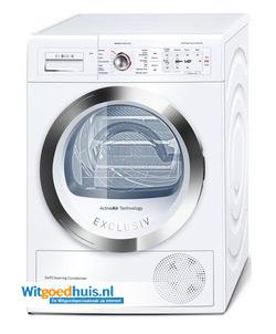 Bosch wasdroger WTY87790NL Exclusiv