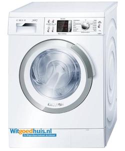 Bosch serie 8 wasmachine