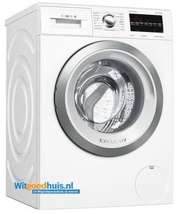 Bosch wasmachine WAT28493NL Serie 6 Exclusiv