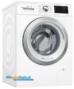 Bosch wasmachine WAT28695NL Serie 6 Exclusiv