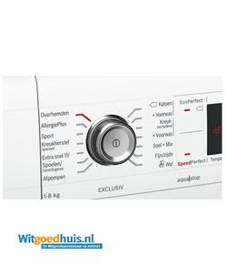 Bosch WAW32582NL Serie 8 wasmachine
