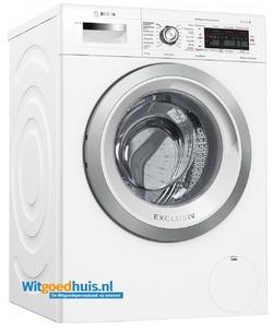 Bosch wasmachine WAWH2673NL Serie 8 Exclusiv