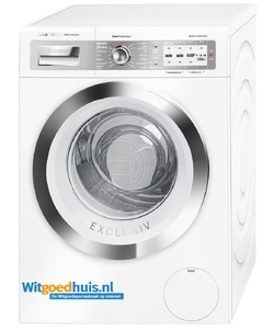 Bosch wasmachine WAY32891NL Exclusiv HomeProfessional