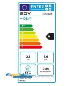 EDY EDPA1008 airconditioner
