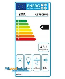 Etna AB790RVS afzuigkap